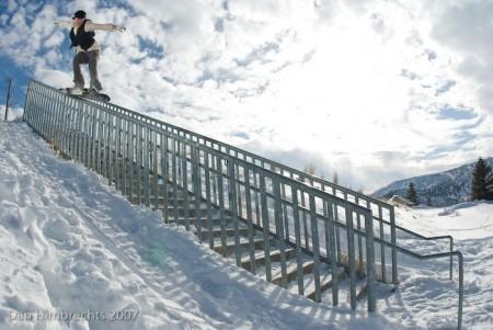 Tailpress, Utah, 2007