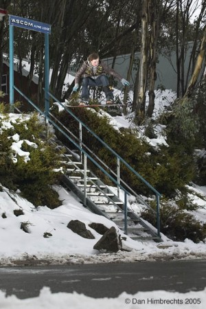 Acid drop, Falls Creek, 2005