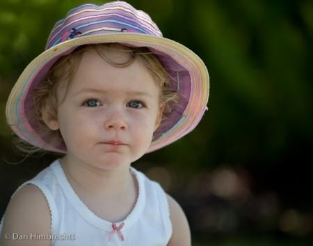 My little niece Isabella